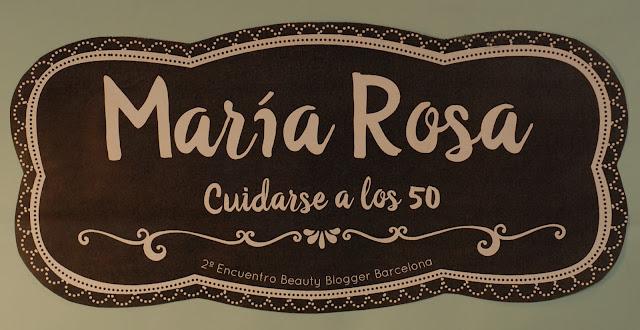 Maria Rosa -Cuidarse a los 50-