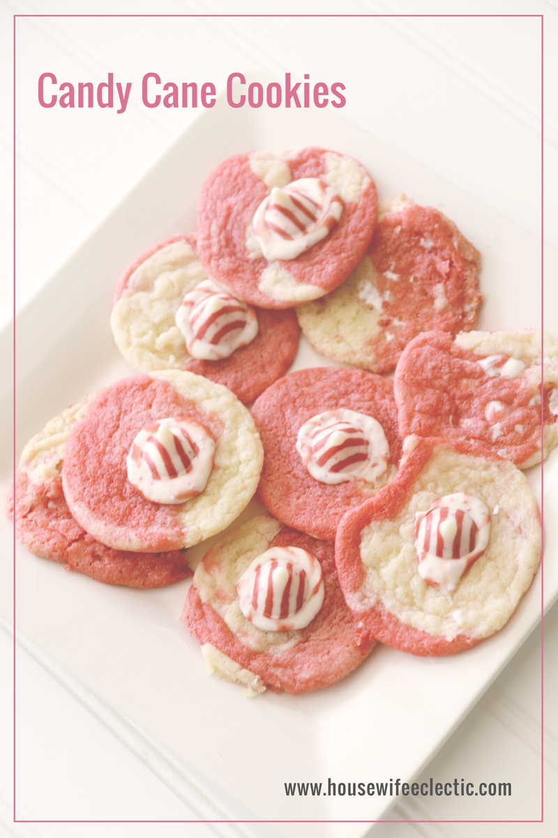 Candy Cane Cookies - Housewife Eclectic