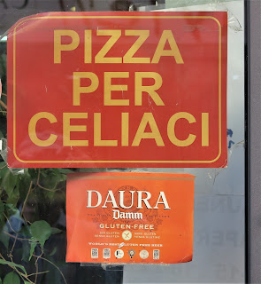 Gluten-free pizza & gluten-free beer for celiacs in Italy