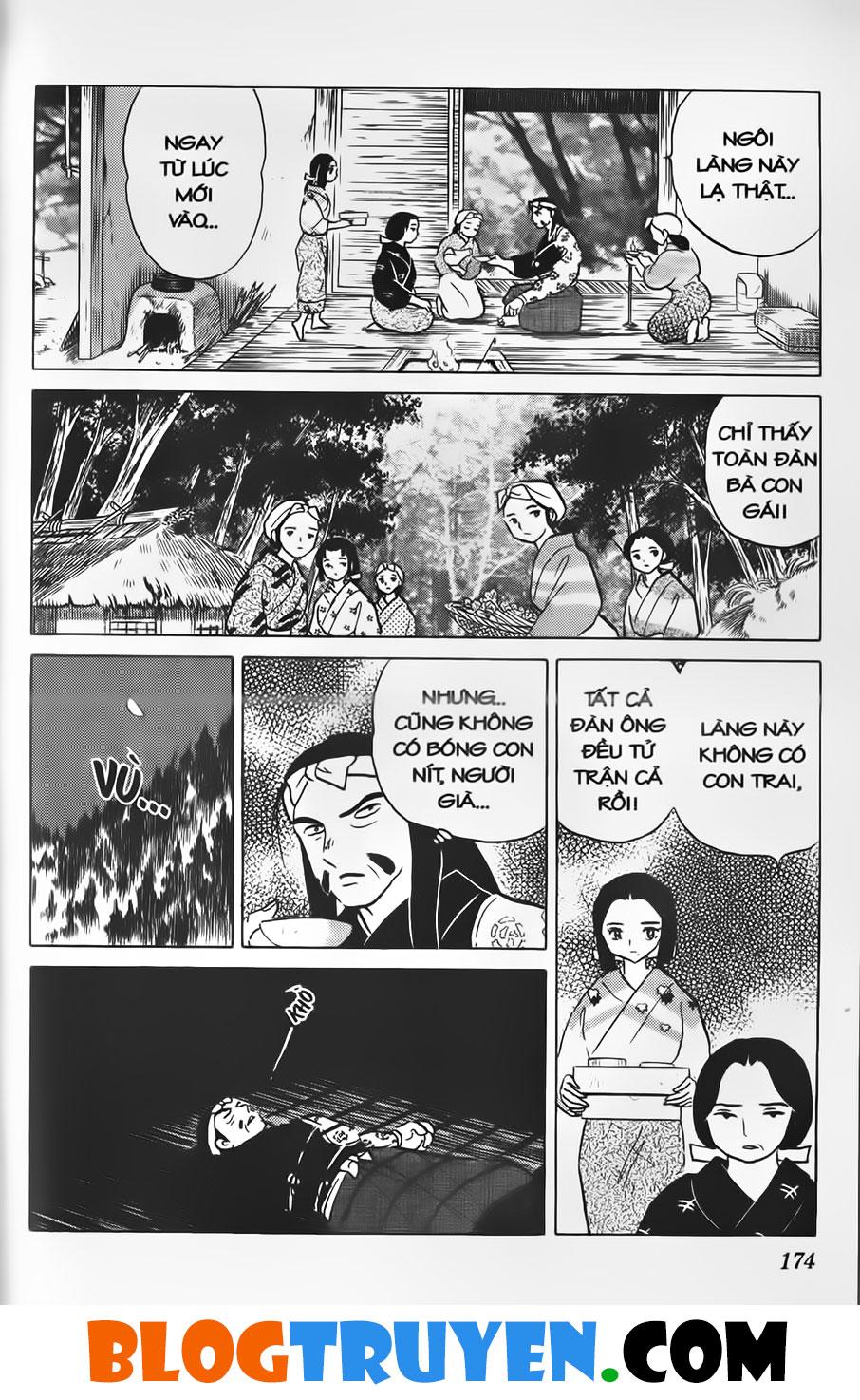 Inuyasha vol 29.10 trang 7