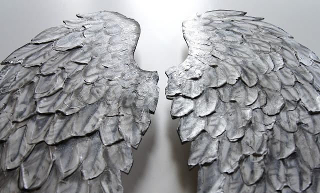 Artistic Environments Michael S Wings Sculpted Angel Wing