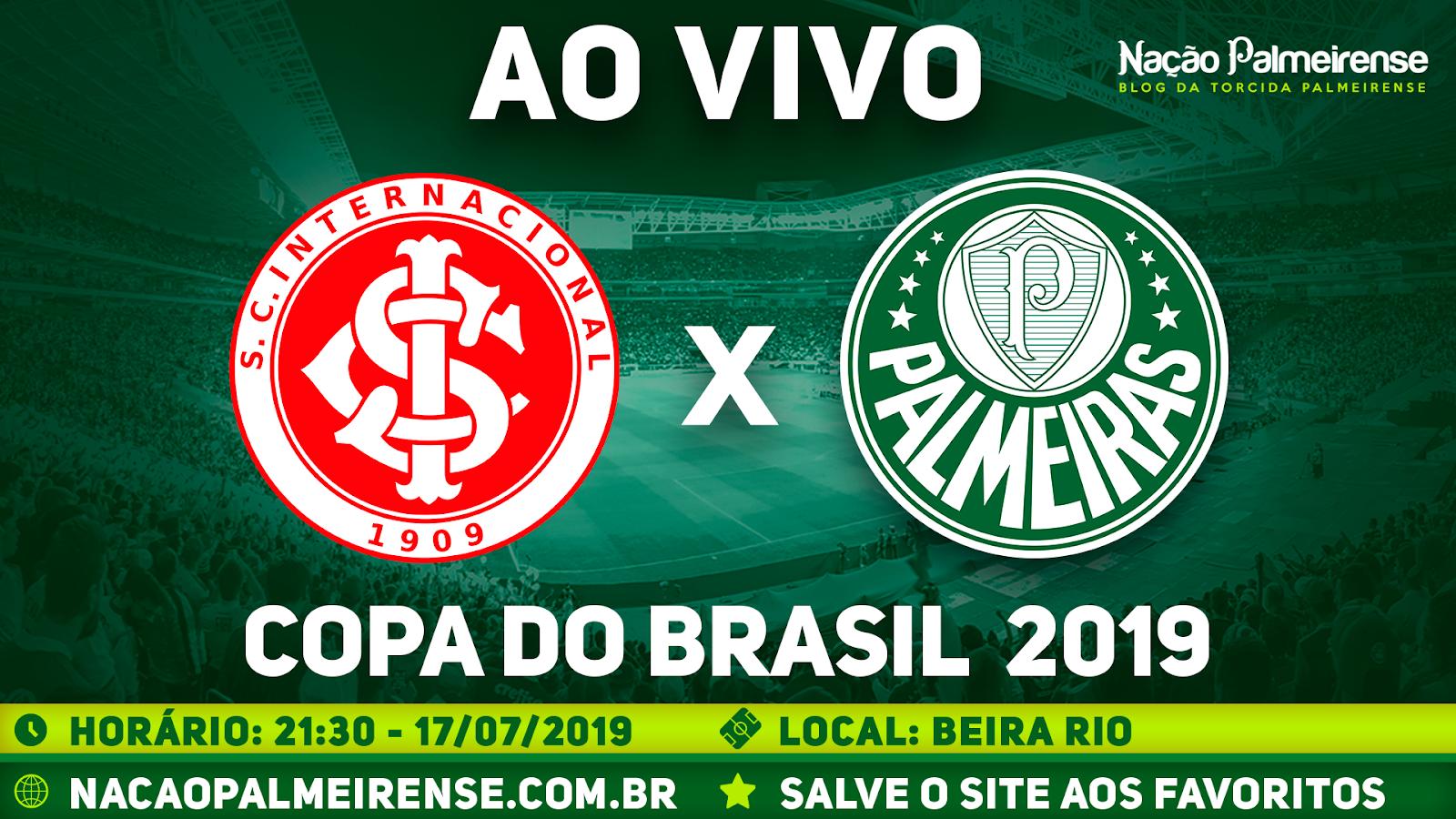 Assistir Internacional x Palmeiras Ao Vivo