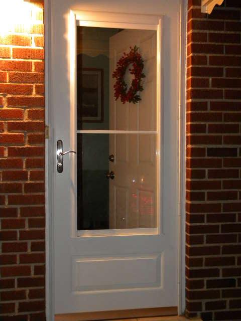 Emco Storm Door Installation Home Design Ideas