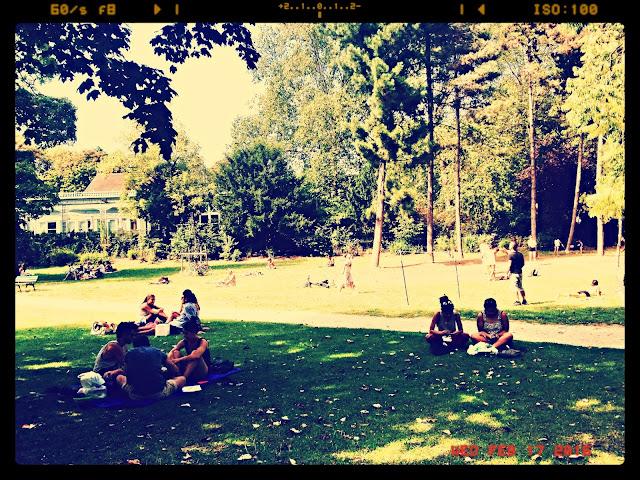 día de picnic en París