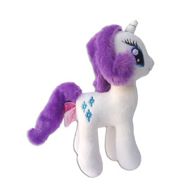 My Little Pony Rarity Plush by Play by Play
