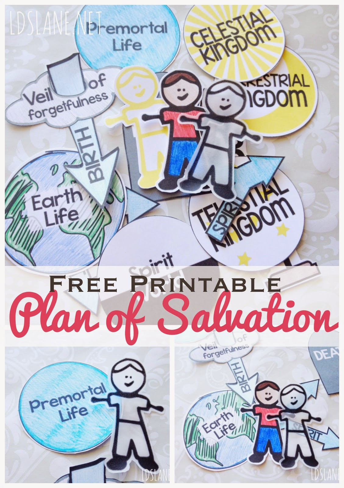 Family Home Evening Series: Plan of Salvation