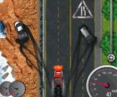 game mengemudi truck