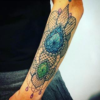 gambar tato 3D ditangan