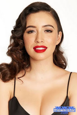 The life story of Christian Serratos, American actress.