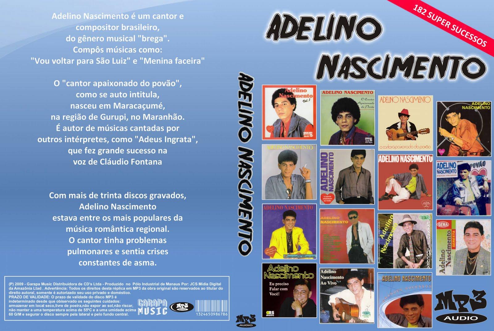 NASCIMENTO MP3 BAIXAR ADELINO