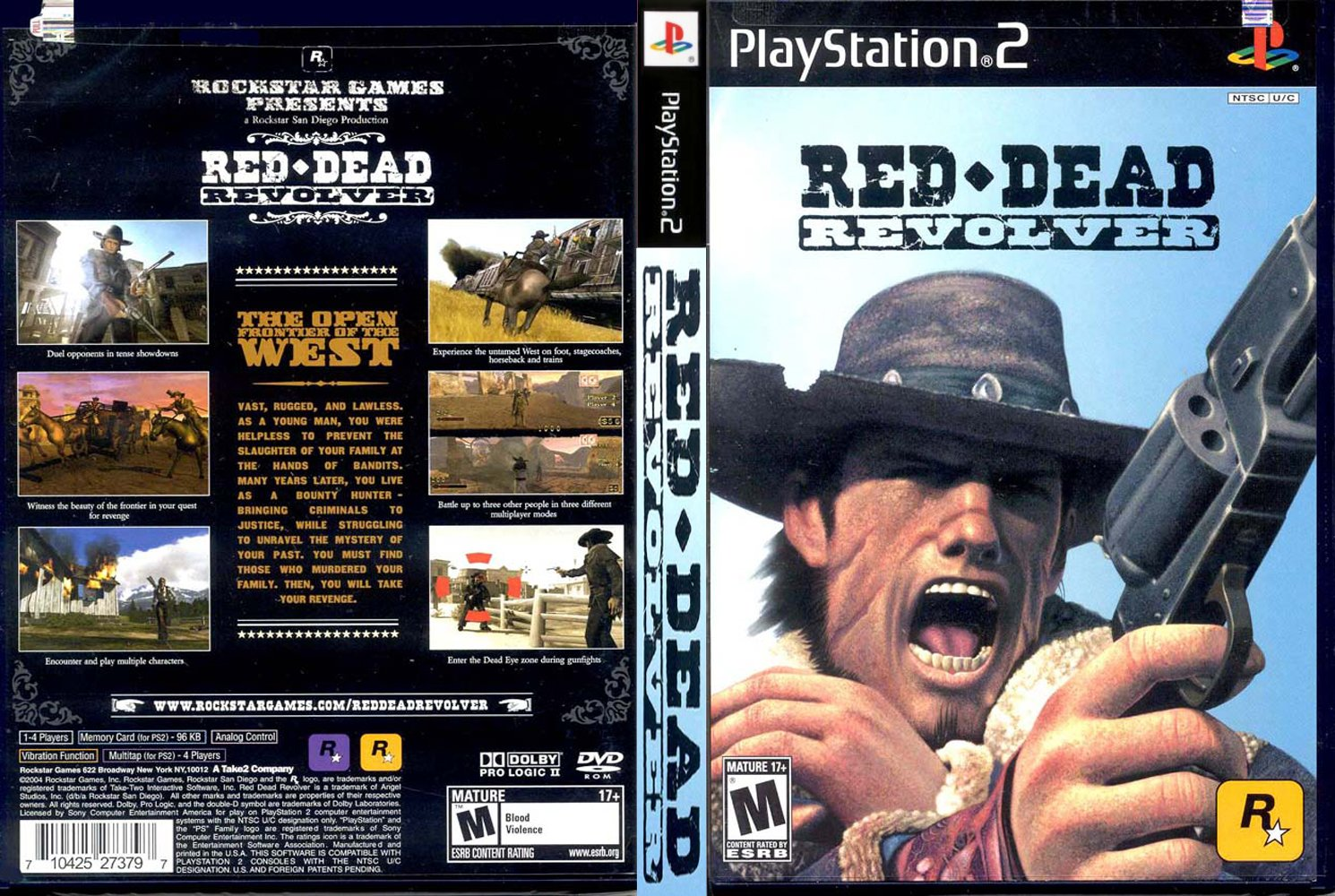 red dead revolver ps2 iso europe