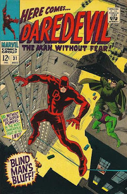 Daredevil #31, the Cobra and Mr Hyde