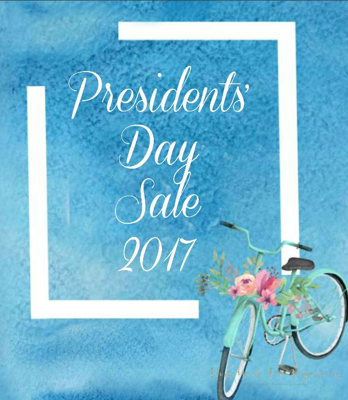 presidents day sale 2017 deals image with a bicycle