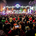 Park Street Christmas Crowd