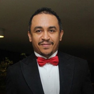 Its Daddy Freeze Again ,  He makes Some insinuations About Bishop Oyedepo & Covenant University.