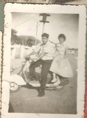 tio Nico e sua irmã tia Vina