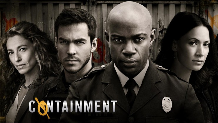 Fangs For The Fantasy: Containment, Season 1, Episode 7: Inferno