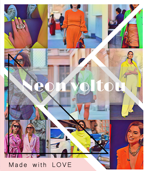 Trend summer: NEON voltou ♥