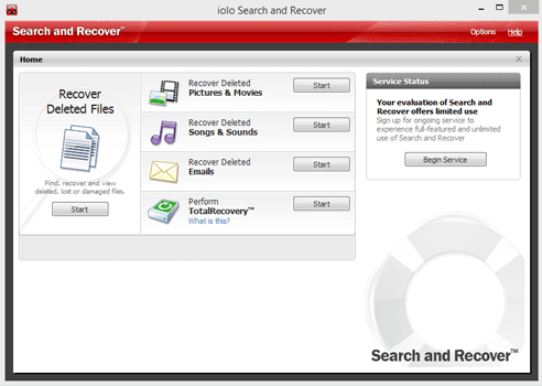 iolo Search and Recover full