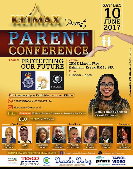 Nigerian Parenting Conference