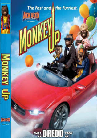 Monkey Up 2016 WEBRip 600MB Hindi Dual Audio 720p Watch Online Full Movie Download bolly4u
