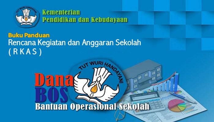 Download Panduan Aplikasi RKAS Sistem Online dan Offline