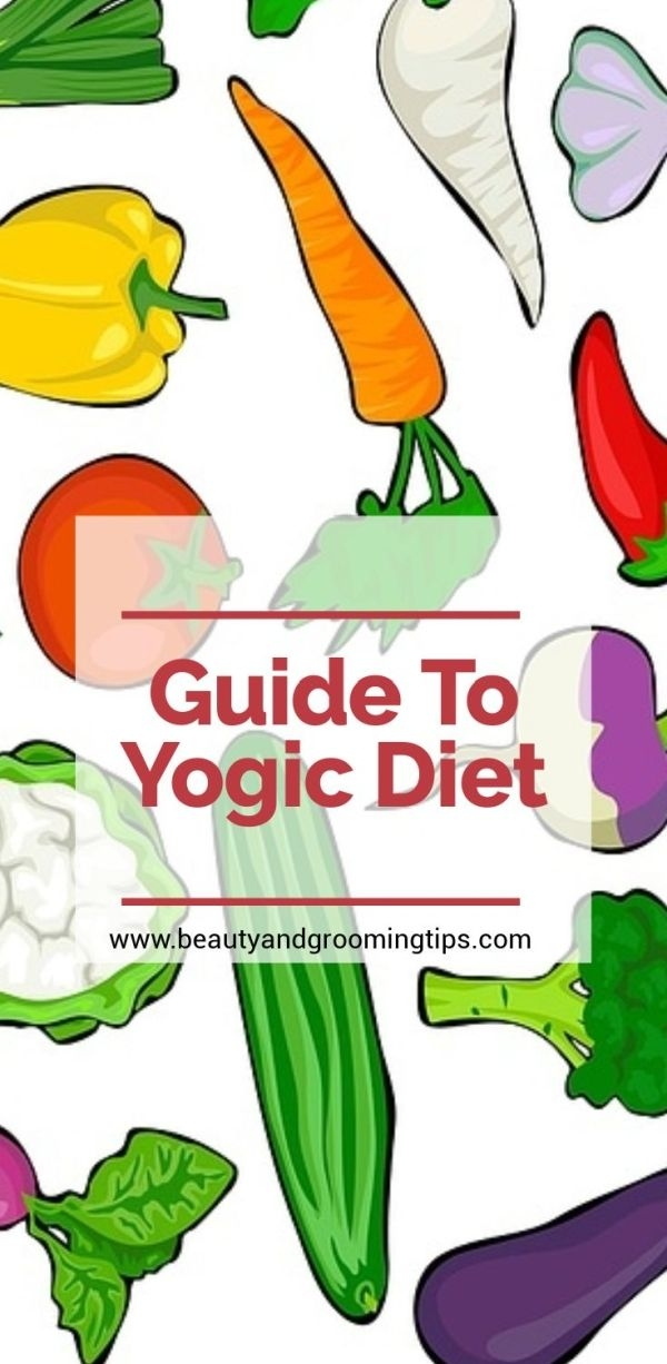 Guide to yogic diet - pic of vegetables