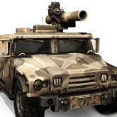 Armored Vehicle - T2 - Jenis pasukan pada Mobile Strike