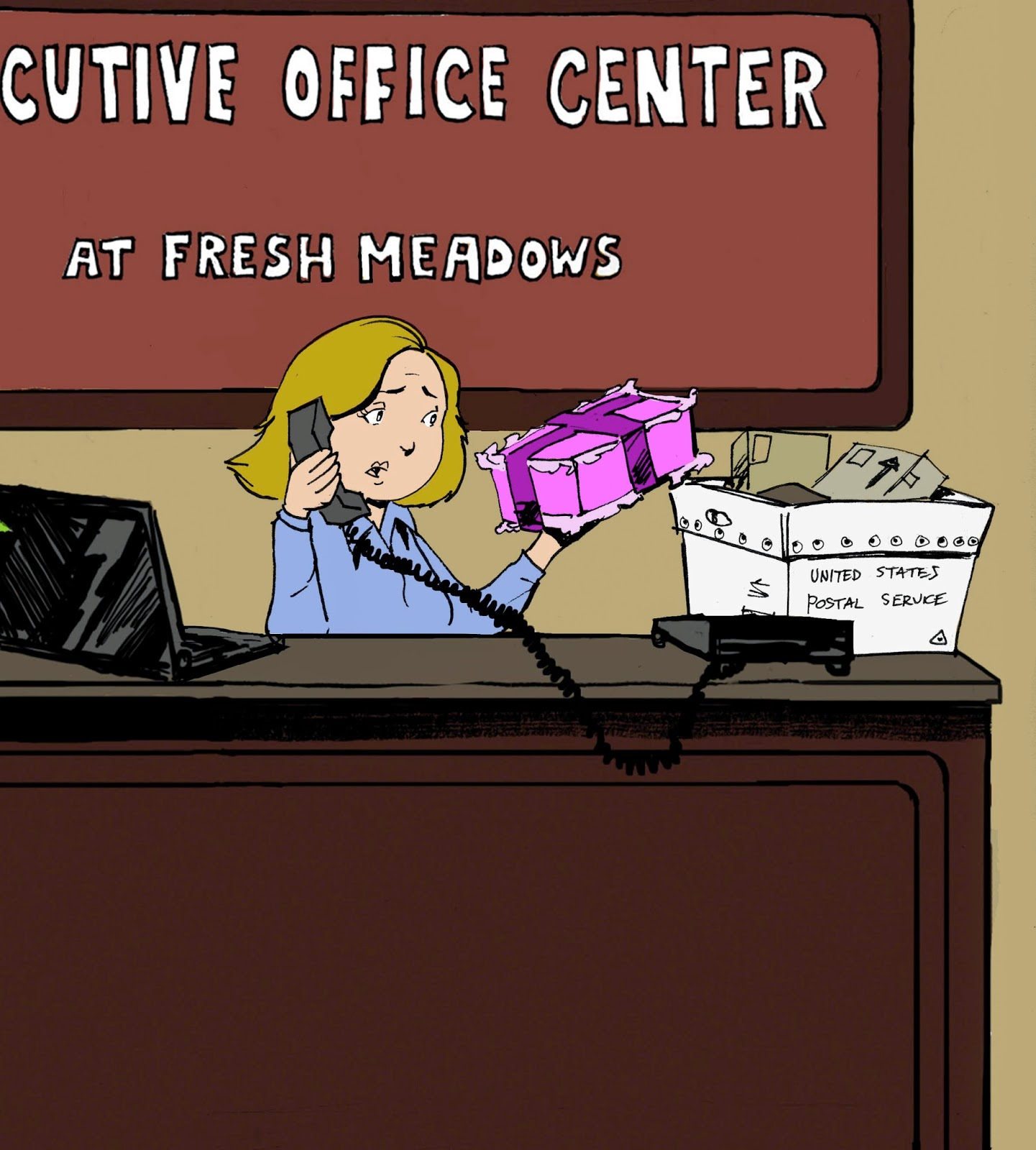 Virtual Office Laughs: Virtual Office Mail Receipt Services