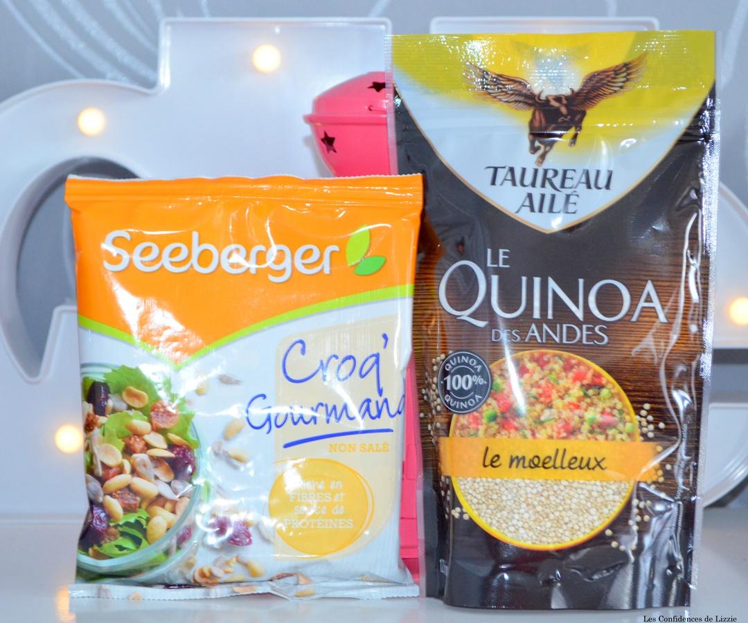 degustabox janvier - contenu degustabox - box alimentaire