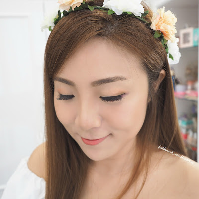 La Reine De Beaute Singapore Review of Eyelash Extensions Service