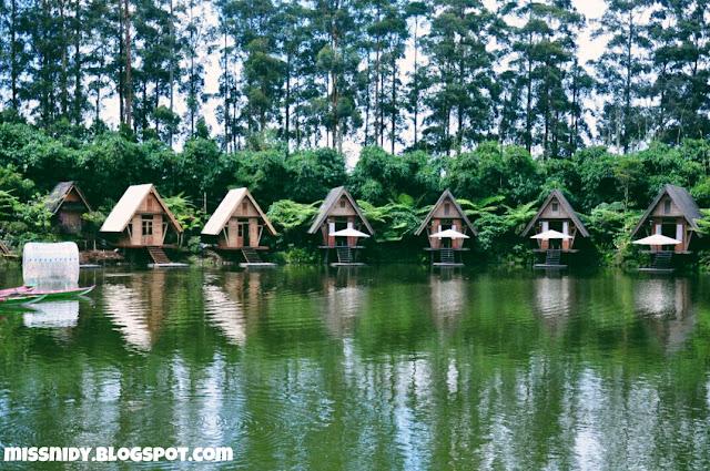 penginapan di dusun bambu lembang