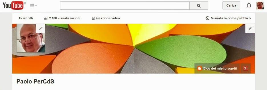 Il canale YouTube di Aspettandoilbus