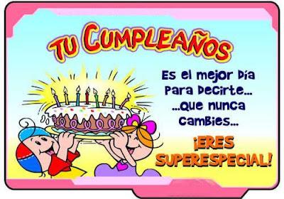 Imagenes y tarjetas de cumpleaños para amigos