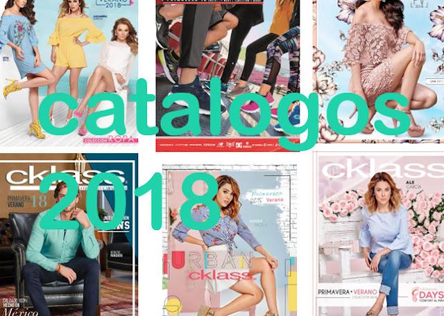 Catálogos Cklass Primavera Verano 2018