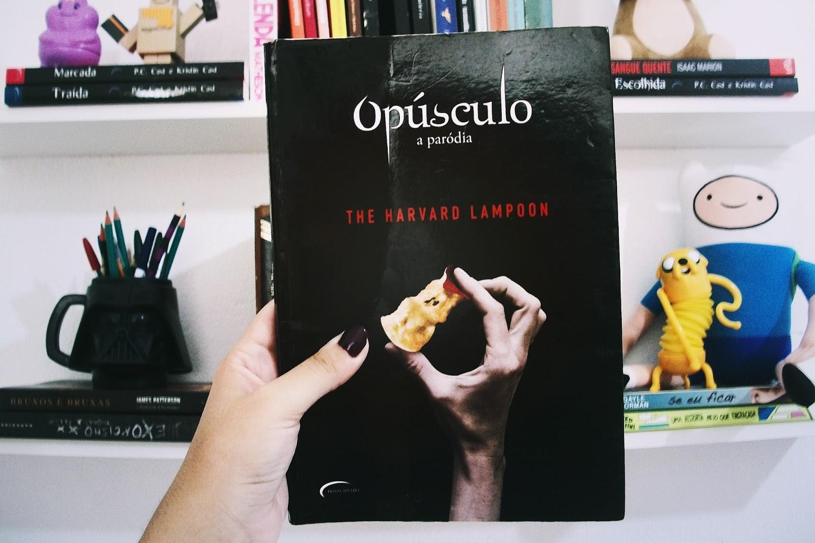 Opúsculo: A Paródia, de The Harvard Lampoon (#20)