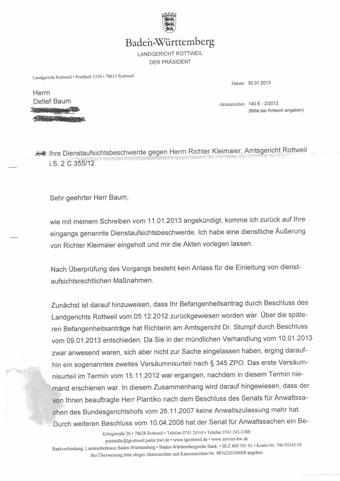 gericht akteneinsicht arzt kostenerstattung