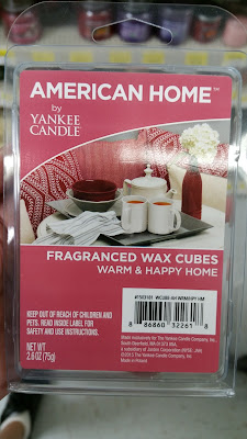 Yankee American Home Warm & Happy Home