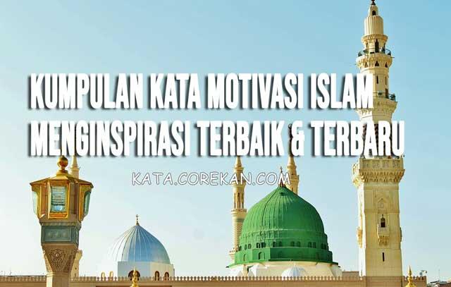 kumpulan kata motivasi islam terbaik kata mutiara islami