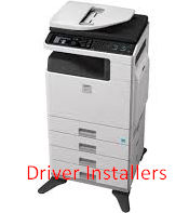 Sharp DX-C400FX Driver Download and Installers