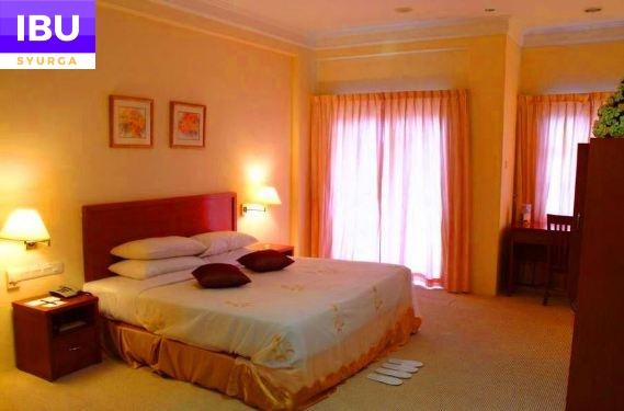 A Famosa Resort Hotel bilik tidur