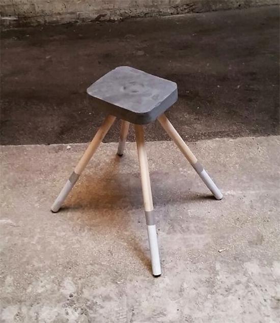 banquinho de concreto, banco de concreto, faça você mesmo, diy, reciclagem, upcycling, acasaehsua, a casa eh sua