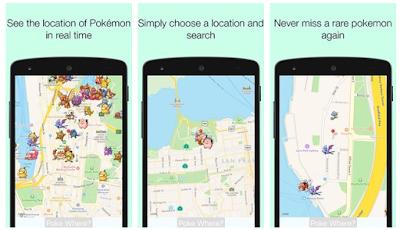 cara tau pokemon dengan cepat pakai pokewhare