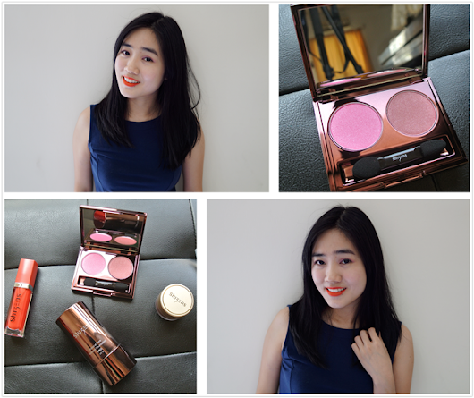 Shizens VISAGE Makeup Collection Review