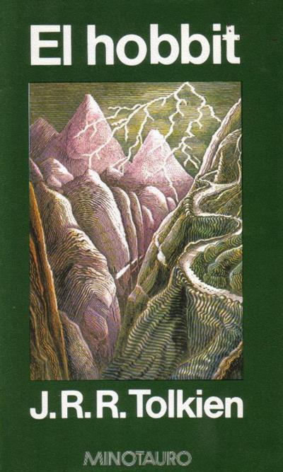 """La biblioteca de Liwy: Reseña: """"El Hobbit"""" de J. R. R. Tolkien"""