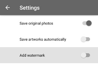 Ini Dia, Cara Menghilangkan Tulisan (Watermark) Prisma di Hasil Edit Foto
