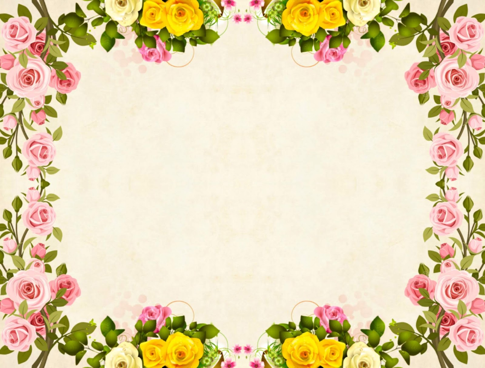 Flower Background Free Illustration