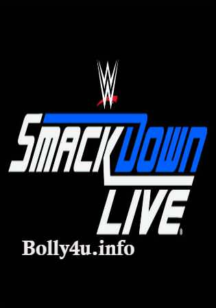 WWE Smackdown Live 3rd April 2018 480p TVRip 350MB