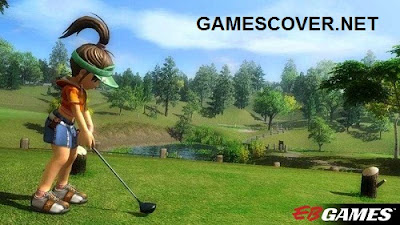 Everybody's Golf Features