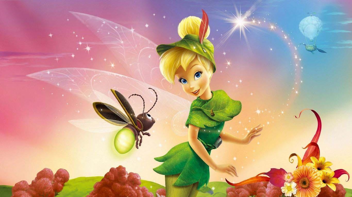 Tinkerbell Sun Fairy